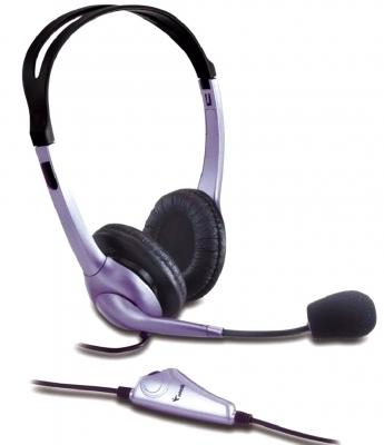 Auricular c/ Microfono Genius HS-04S