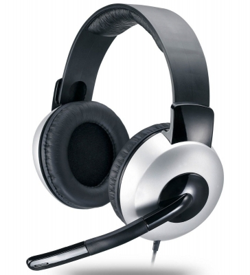 Auricular c/ Microfono Genius HS-05A
