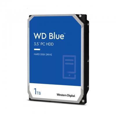 HD Western Digital 1TB SATA III 64Mb BLUE