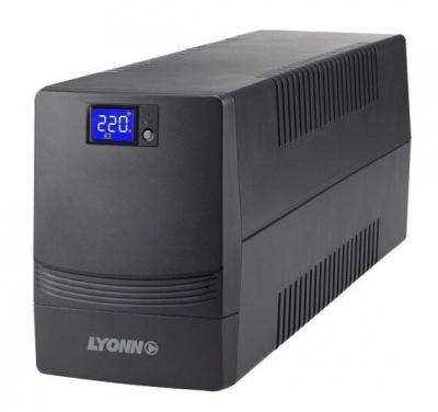 UPS LYONN DESIRE 500VA (DISPLAY LCD)