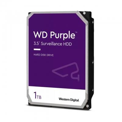 HD Western Digital 1TB SATA III PURPLE SURVEILLANCE