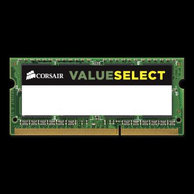 Memoria Corsair SODIMM DDR3 4GB 1600Mhz 1.35V (4950)