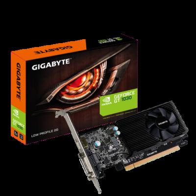 VGA Gigabyte GeForce GT 1030 2G DDR5 LP (1590)