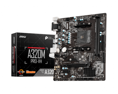Mother MSI A320M PRO-VH sAM4 (8744)