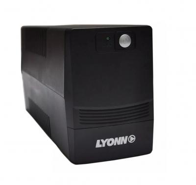 UPS LYONN DESIRE 500VA (LUZ LED)