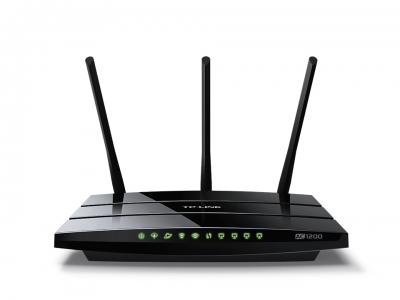 ARCHER VR400 ModRouWi ADSL/VDSL AC1200 c/USB (6854)
