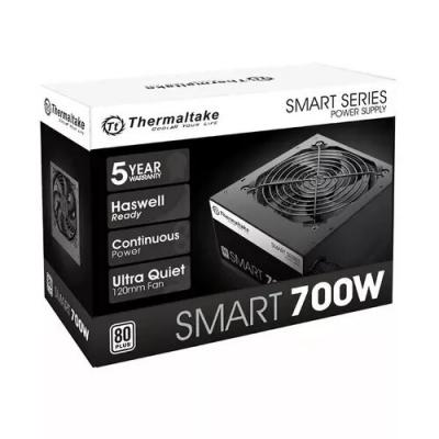 Fuente Thermaltake Smart 700W White 80 Plus (2448)