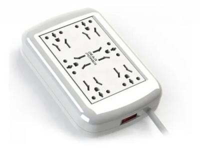 Prolongador Multi-Toma Dear Power 6 tomas 220V + Prot. Termico