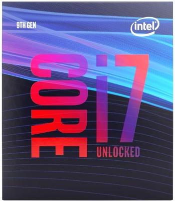 Proces. Intel CoffeeLake R Core I7 9700K SIN COOLER 4.7 turbo s1151