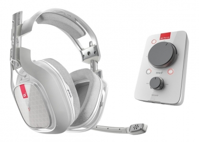 Auricular c/mic Astro A40 White +MixAmp Pro XBX 939-001597