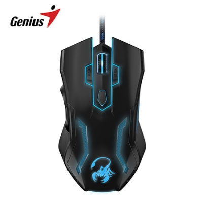 Mouse GX/Genius Scorpion Spear Pro (Programmable Buttons) Gaming