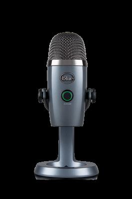 Microfono Blue/Logitech Yeti Nano Shadow Grey 988-000088