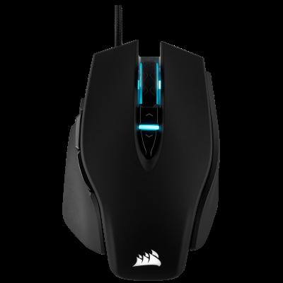 Mouse Corsair Gaming M65 Elite RGB FPS Ajustable Black (8283)