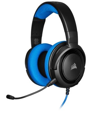 Auricular Corsair HS35 Stereo Gaming Blue (7564)