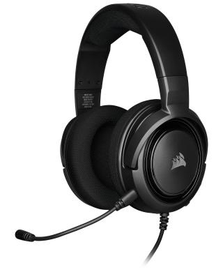 Auricular Corsair HS35 Stereo Gaming Carbon (7526)