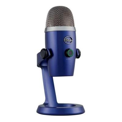 Microfono Blue/Logitech Yeti Nano Vivid Blue 988-000089