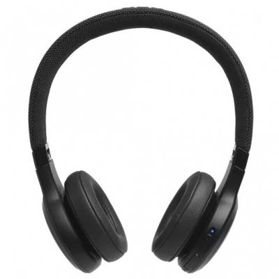 Auricular JBL LIVE 400 Bluetooth Negro