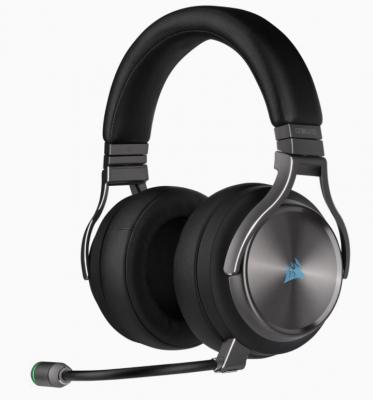 Auricular Corsair Virtuoso Wireless SE RGB HiFi Gaming Gun Metal (7521)