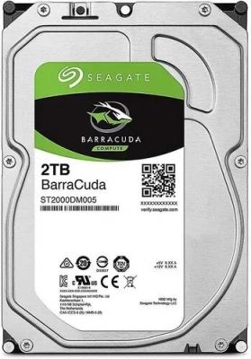 HD SEAGATE 2TB SATA III  64Mb Barracuda 5900 RPM (ST2000DM005)