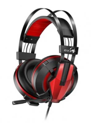 Auricular GX/Genius  HS-G710V Gaming Black (6564)