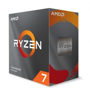 Proces. AMD Ryzen 7 3800XT 3gen AM4 SIN VIDEO SIN COOLER