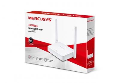 MW301R Rou Wi Mercusys by TPLink 300Mbps N 2 Ant (0141)