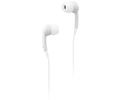 Auricular Lenovo 100 In-Ear Headphone - White (2099)
