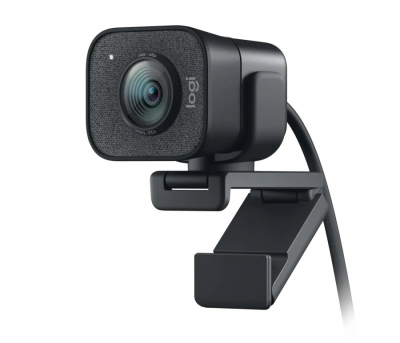 Web Cam Logitech Stream Cam Plus Graphite 960-001280
