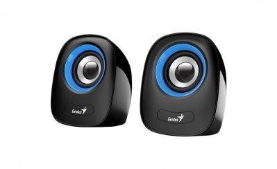Parlantes Genius SP-Q160 USB BLUE (7141)