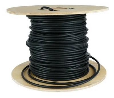 Cable Drop G657A1 2 hilos portante acero 1KM KLX