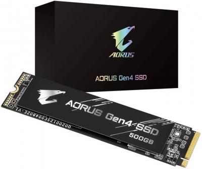 Disco SSD M.2 GIGABYTE 500GB x4 AORUS Gen4 (9355)