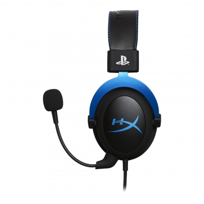 Auricular HyperX Cloud Playstation 4 (PS4 Licensed) (3847)