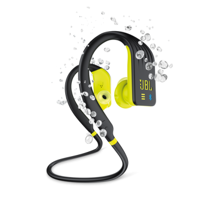 Auricular JBL Endurance Dive Bluetooth In-Ear Sumergible Negro y Amarillo (4899)