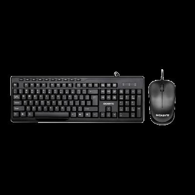 Teclado+Mouse Gigabyte KM6300 USB (1148)