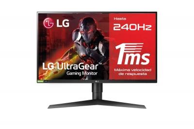 Monitor LG 27? gamer 27GN750-B FULL HD 240 Hz (II)
