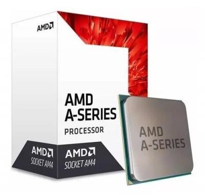Proces. AMD A12 9800E 3.8Ghz  AM4
