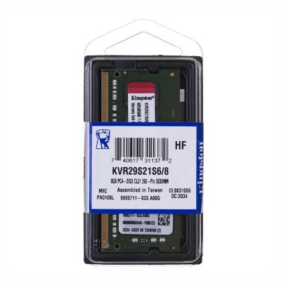 Memoria SODIMM DDR4 8GB 2933 Kingston (1372)