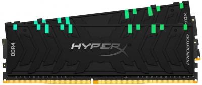 Memoria DDR4 16Gb 4266 (2 x 8gb ) Kingston HyperX Predator RGB (0740)