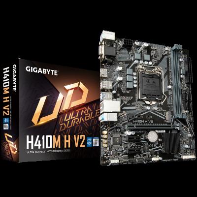 Mother GIGABYTE H410M H V2 s1200 DDR4 (10ma gen) (5387)