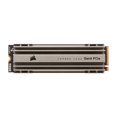 Disco SSD Corsair 2TB MP600 M.2 Core PCIe NVMe Gen4 x 4 (5253)