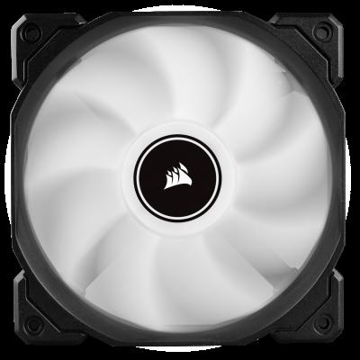 Fan Cooler Corsair AF120 LED Air Series  White 120mm Fan (8753)