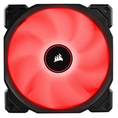 Fan Cooler Corsair AF120 LED Air Series  Red 120mm Fan (8777)