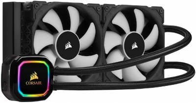 Water Cooling Corsair iCUE H100i RGB PRO XT CPU Cooler 240mm (6672)