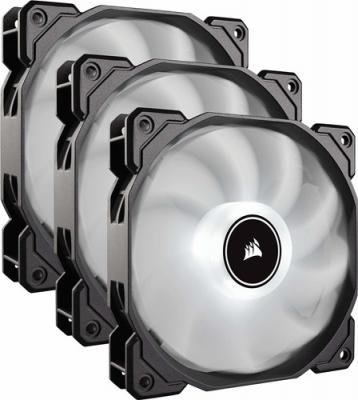 Fan Cooler Corsair AF120 LED Air Series  White 120mm Fan Pack x3 (8791)