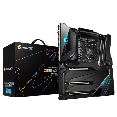 Mother GIGABYTE Z590 AORUS XTREME s1200 DDR4 (11va gen)