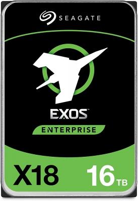 HD SEAGATE 16TB  Exos X18