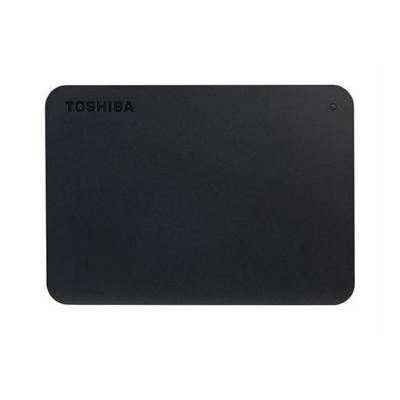 HD Toshiba Externo Canvio 4TB Black 3.0