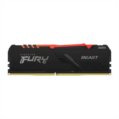 Memoria DDR4 16Gb 3200 Kingston FURY BEAST RGB
