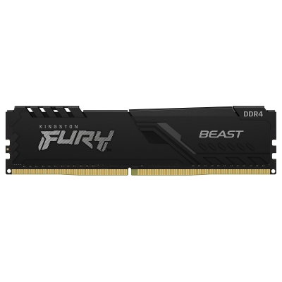 Memoria DDR4 16Gb 3200 Kingston FURY BEAST (9880)