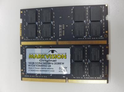 Memoria SODIMM DDR4 Markvision 16G 2400 MHz 1.20V BULK